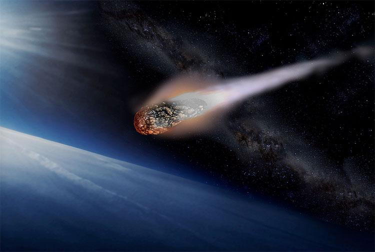 Các nhà khoa học vừa cho biết việc phá vỡ các tiểu hành tinh có nguy cơ đâm vào Trái Đất là không đơn giản.