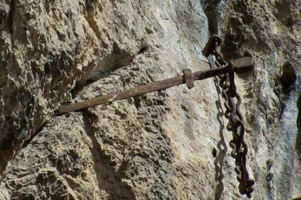 Thần kiếm Duradal