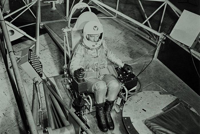 Một nhóm người khuyết tật từng được thử nghiệm để bay vào không gian.