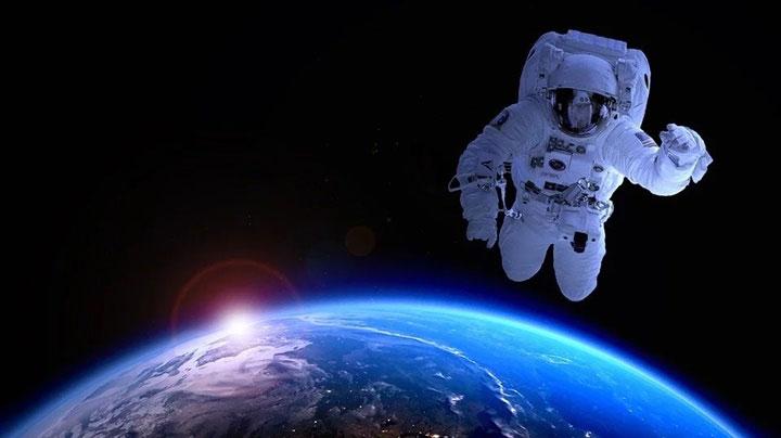 Các phi hành gia phải đối mặt với nguy cơ nhiễm bức xạ vũ trụ cao nhất.
