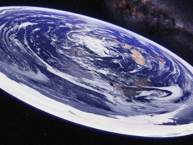 Trái đất phẳng