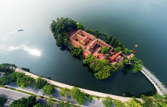 Đâu là một tên gọi của Hồ Tây trong lịch sử?
