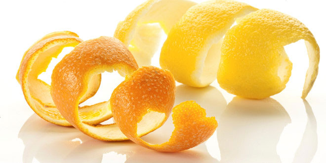 Vỏ chanh, cam khiến xương cá mềm đi và tan vào nước bọt.
