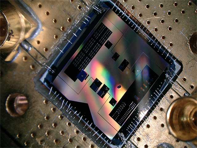 Chip lượng tử