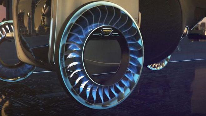 Lốp xe Aero