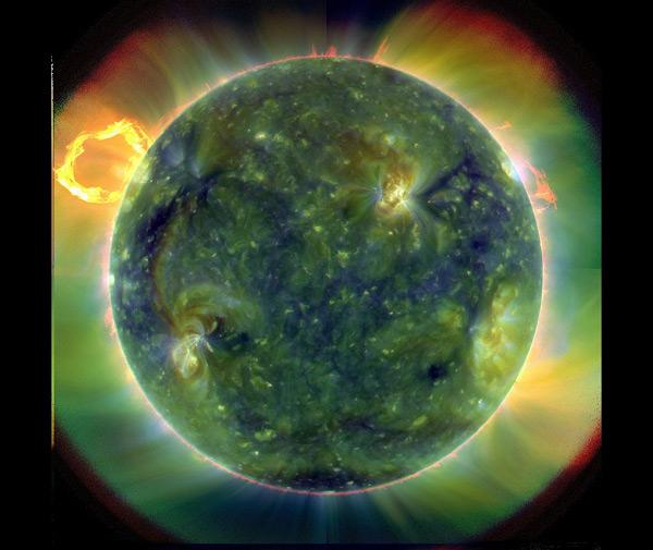 Sau nhiều thập niên quan sát, mặt trời vẫn là một bí ẩn lớn đối với chúng ta