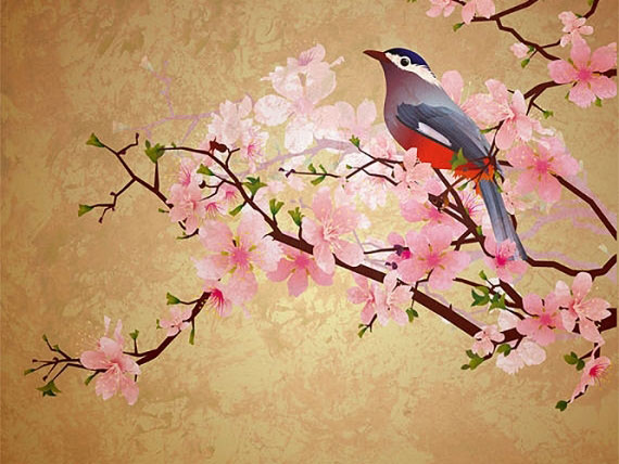 Xuân Phân cây cối muông thú đều tốt tươi và sinh sản