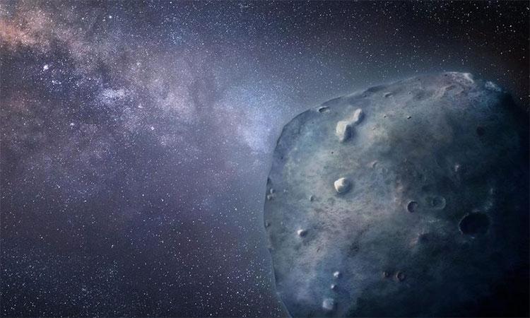 Một thiên thạch lớn sắp bay ngang qua Trái Đất tháng này.