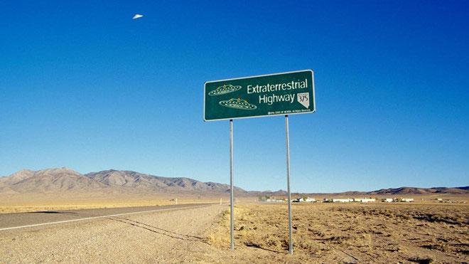 Cao tốc số 375 của bang Nevada, còn được gọi là Cao tốc Người ngoài hành tinh