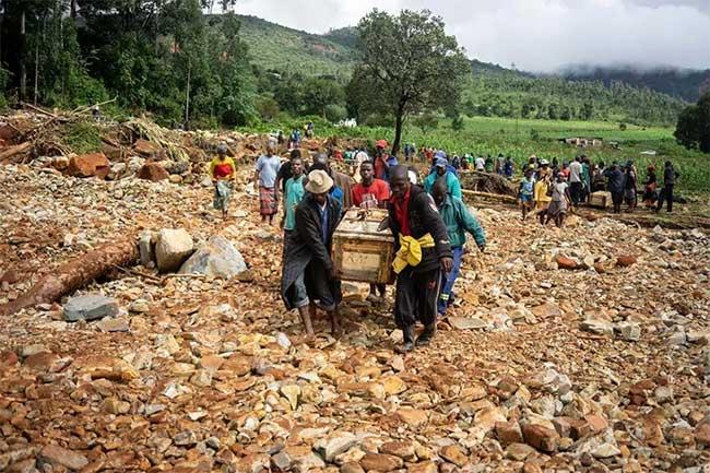 Hậu quả của bão Idai