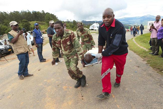 Tổng thống Mozambique Filipe Nyusi nói rằng số người chết ở nước này có thể lên tới 1.000.