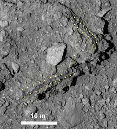Quá trình phân tích cho thấy Ryugu không chứa nhiều nước như các nhà khoa học nghĩ.