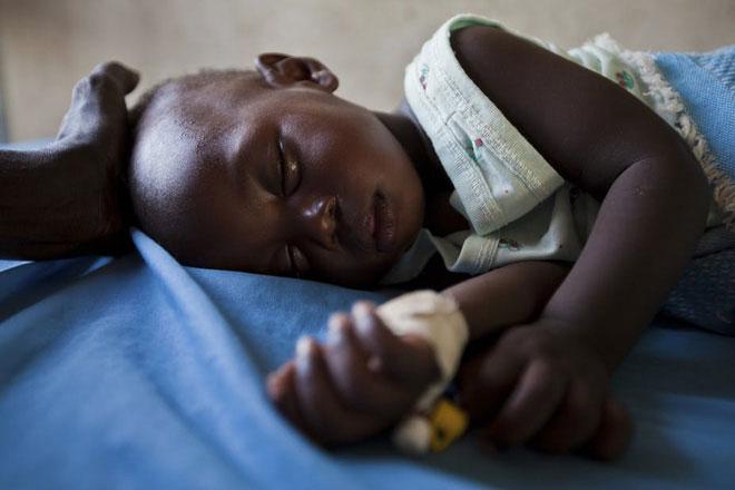 Loại thuốc này đã giảm thiểu 20% số trường hợp trẻ em mắc bệnh sốt rét tại vùng ngoại ô nước Burkina Faso.