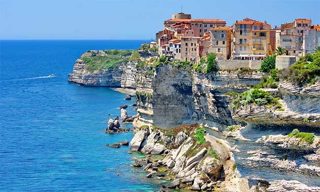 Đảo Corse.