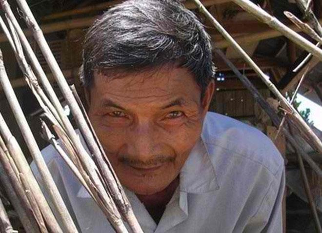 Ông Thái Ngọc không ngủ trong 40 năm nhưng vẫn khỏe mạnh.