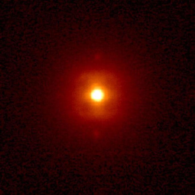 Sao lùn đỏ TOI 270 và bóng mờ của các hành tinh quay quanh nó