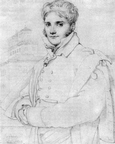 Bức tranh của họa sĩ Merry-Joseph Blondel