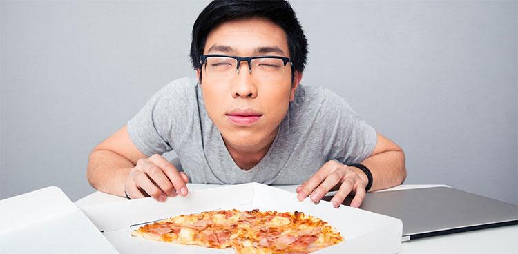 Kích thích cảm giác qua mùi hương có thể tác động đến việc bạn có ăn món đó hay không.