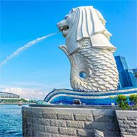 """Vì sao Singapore lại được gọi là """"đảo quốc sư tử"""" dù không có sư tử?"""