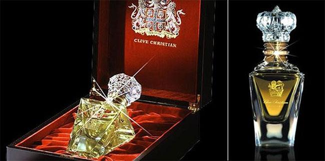 Lọ nước hoa Clive Christian No.1 Imperial Majesty.
