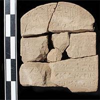 """Cổ văn 3.900 năm giải mã bí ẩn """"kho báu màu tím"""""""
