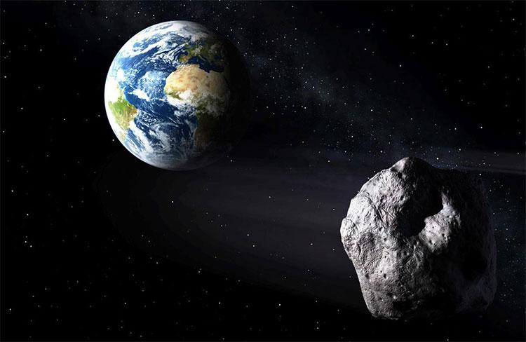 """Tiểu hành tinh 3753 Cruithne được gọi là """"Mặt Trăng thứ hai của Trái Đất""""."""
