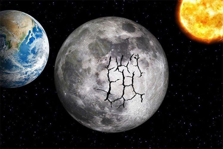 Động đất vẫn xảy ra trên Mặt Trăng