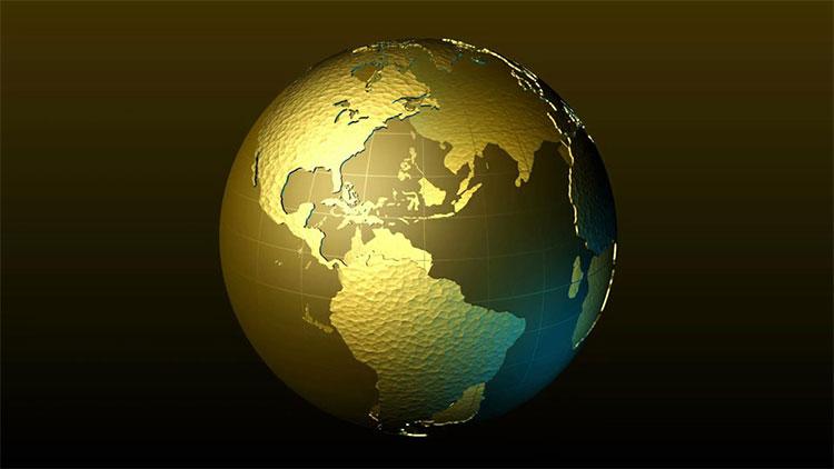 Trái Đất là một kho vàng khổng lồ
