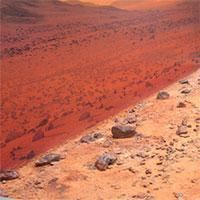 """Ghé Trung tâm vũ trụ Kennedy """"tham quan"""" sao Hỏa"""