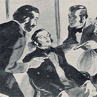 """""""Khí cười"""" và bữa tiệc giải trí giới thượng lưu thế kỷ 19"""