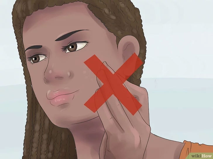 Cách đơn giản để có gương mặt sạch mụn