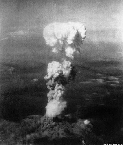 Vụ nổ bom nguyên tử