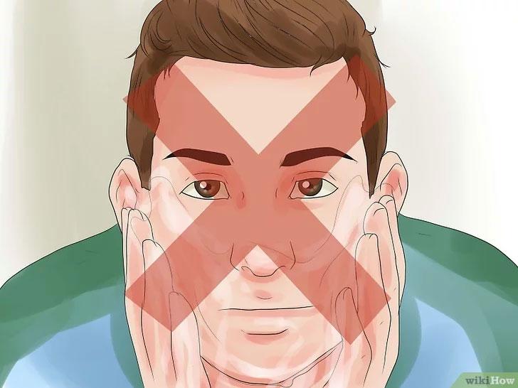 Đừng rửa mặt nhiều hơn 2 lần/ngày