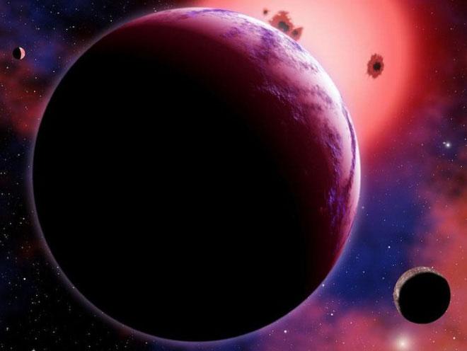 Hành tinh Gj 1214b