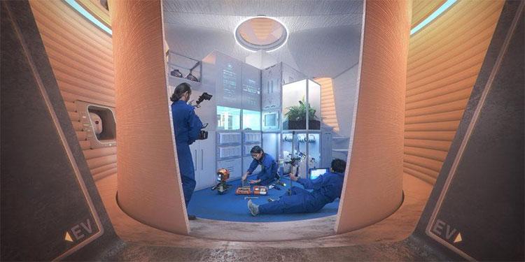 Ở các giai đoạn trước, các đội tập trung vào các kiến trúc và công nghệ cần thiết để xây dựng từng cấu phần của căn nhà