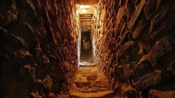 Hầm ngục của vương quoocd Bithynia