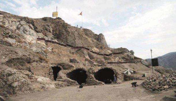 Lâu đài Tokat