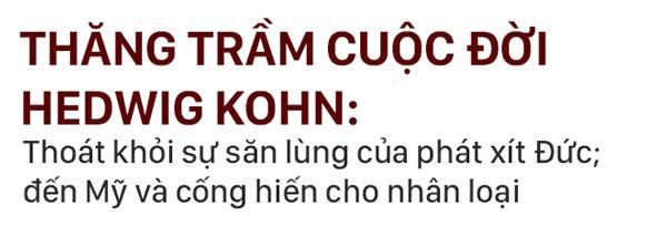 Cuộc đời Hedwig Kohn