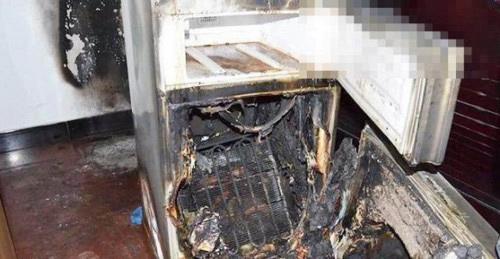 Không đặt tủ lạnh cạnh bếp lửa