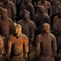 Lý do vũ khí của đội quân đất nung nguyên vẹn sau 2.200 năm