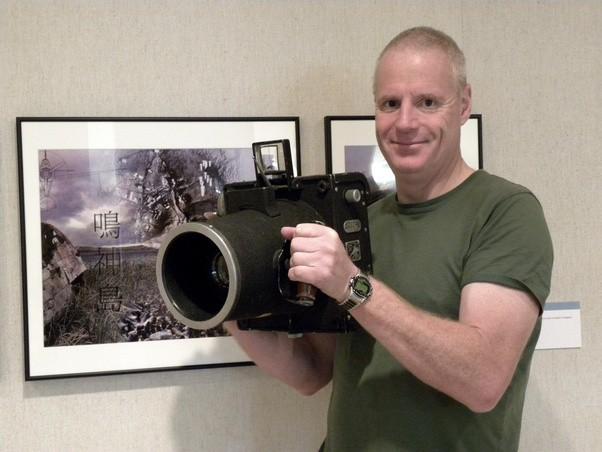 Camera trên không Fairchild F-8 với ống kính Schneider Kreuznach Xenar f=4.5 240mm