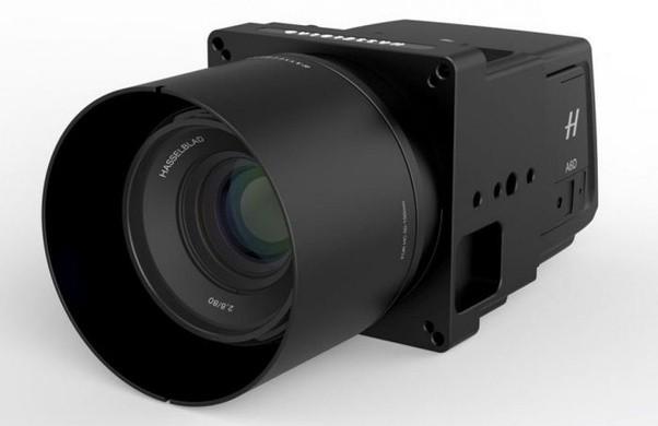 Camera medium format 100 megapixel của Hasselblad