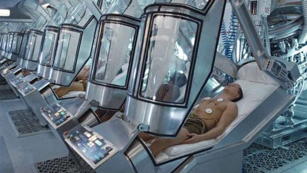 Công nghệ ngủ đông có thể đưa con người tới được hành tinh khác một cách nguyên vẹn, nhưng ta chưa sở hữu công nghệ tiên tiến này