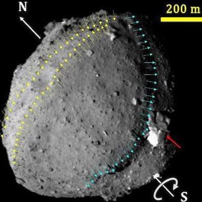 Tàu thăm dò Vũ trụ Nhật Bản 'đánh bom' tiểu hành tinh