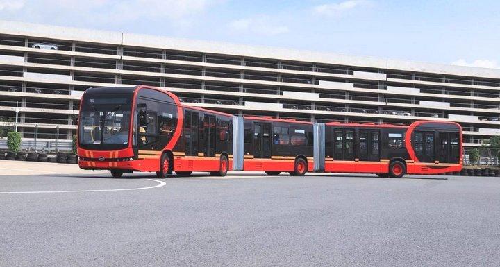 Xe buýt dài K12A được đánh giá cao hơn các phương tiện khác như tàu điện ngầm, tàu điện một ray