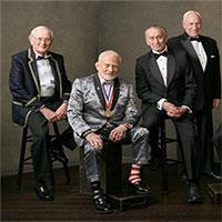 """Phi hành gia """"lão thành"""" của NASA hội ngộ 50 năm sau sứ mệnh Mặt Trăng"""