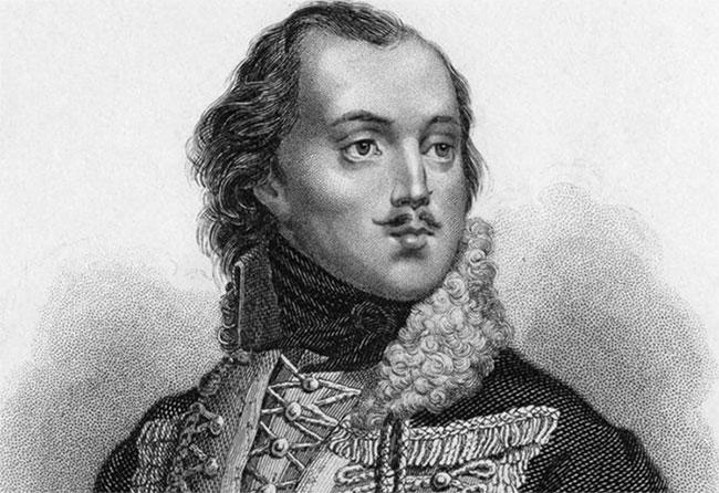 Tướng Casimir Pulaski.
