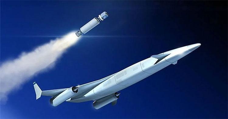 Công nghệ làm lạnh sơ bộ có tiềm năng ứng dụng trên máy bay vũ trụ tái sử dụng.