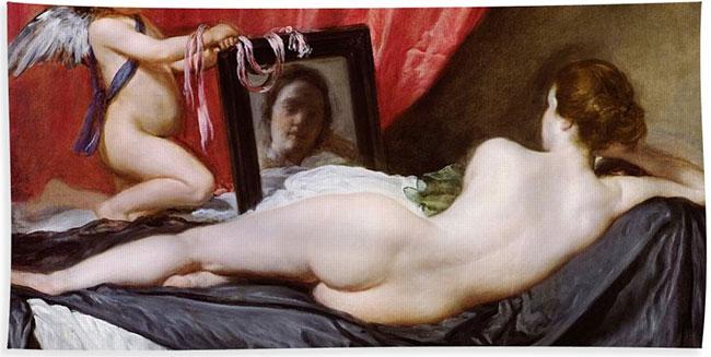 Bức tranh The Rokeby Venus