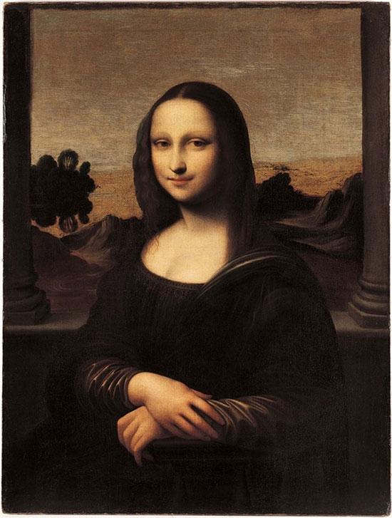 Bức tranh Mona Lisa